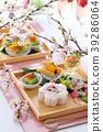 赏花 观赏樱花 日本食品 39286064