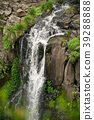 Detail of a waterfalls  in Queensland in Australia 39288888
