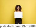 Business Concept - Close up Portrait young 39289808