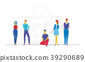 design, vector, flat 39290689