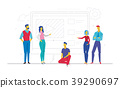 design, vector, flat 39290697
