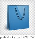 bag blank mock 39290752