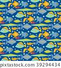 Aquarium ocean fish underwater bowl tropical 39294434