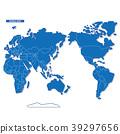 벡터, 대륙, 미국 39297656