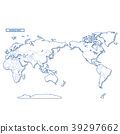 세계지도, 벡터, 세계 39297662