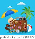 case, suitcase, travel 39301322