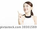 女性肖像系列手標誌 39301569