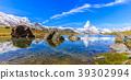 湖泊 湖 景色 39302994