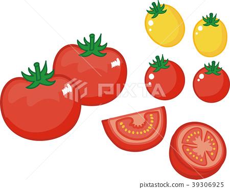 蕃茄例证材料 39306925