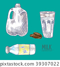 milk, bottle, drink 39307022