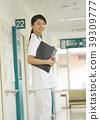 医疗护士肖像 39309777