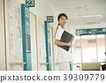 医疗护士肖像 39309779