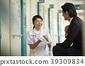 医院 护士 走廊 39309834