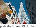 訪問東京的外國遊客 39310143