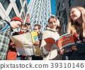 访问东京的外国游客 39310146