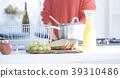 主婦 家庭主婦 廚房 39310486
