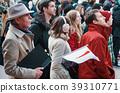 參加觀光旅遊的外國遊客 39310771