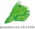 시금치, 수채화 물감, 수채화 39312484