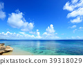 海洋 海 蓝色的水 39318029