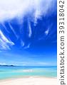 海洋 海 蓝色的水 39318042