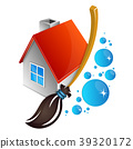 Cleaning House Symbol 39320172