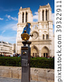 Telescope overlooking for Notre Dame 39322911