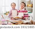 mother, baking, cookie 39323885