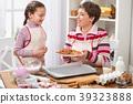 mother, baking, cookie 39323888