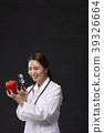 여의사, 한국인, 진찰 39326664