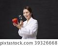 여의사, 한국인, 진찰 39326668