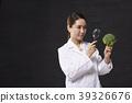 여의사, 한국인, 진찰 39326676