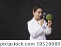 여의사, 한국인, 진찰 39326680