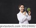 여의사, 한국인, 진찰 39326682