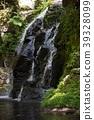 waterfall, river, mountain 39328099