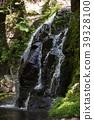waterfall, river, mountain 39328100