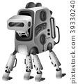 robot, modern, legs 39330240