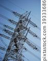 鋼塔 電纜塔 電源線 39333686