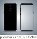 Smartphones mockups 39335940