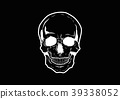 Illustration Vector Graphic Skull Pirate 39338052