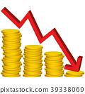 Illustration Graphic Vector lose Money 39338069