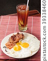 food, breakfast, egg 39338460