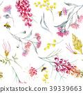 pattern, seamless, floral 39339663