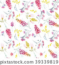 pattern, seamless, floral 39339819
