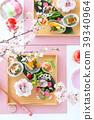 赏花 观赏樱花 日本食品 39340964