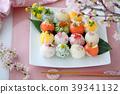 초밥, 스시, 꽃 놀이 39341132