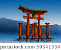 world heritage, world's cultural heritage, itsukushima shrine 39341334