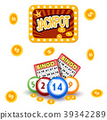 vector, casino, gambling 39342289