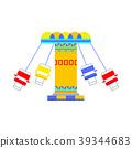 amusement park carousel 39344683
