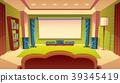vector, projector, home 39345419