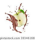 apple brown cocoa 39346168